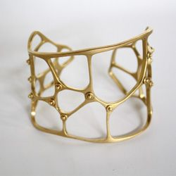 Porous Metals are cool but are they too trendy for a wedding ring?