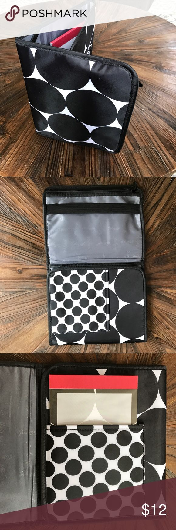Thirty One iPad Case w/ Notepad Thirty One iPad Case w/ Notepad • Case is EUC and the Notepad is NEW with wrapping still on it• Big Dot Design! Can ship quick • Bundle & Save! Thirty One Accessories Tablet Cases