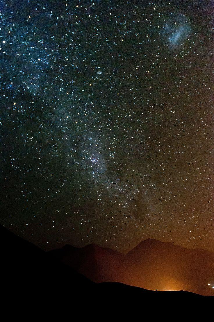 https://flic.kr/p/CDRjjr | Vicuña de noche | Valle del Elqui.