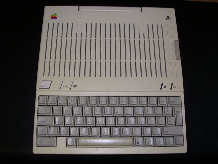 ULTRA RARE VINTAGE APPLE IIc COMPUTER SYSTEM (VGC) | eBay