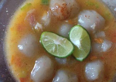 Resep Cilok Goang Ala Bandung Resep Kuliner 23 Resep Jeruk Purut Jeruk