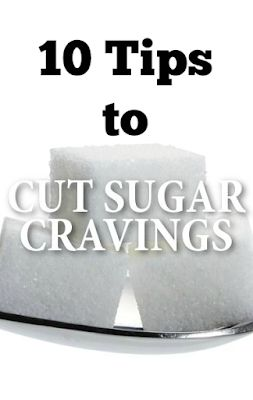 Connect the Dots Ginger | Becky Allen: 10 Tips to Cut Sugar Cravings