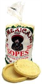 Picture of Sopes El Mexicano 18 oz - Item No. 42743-23019