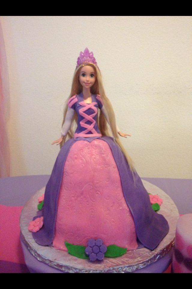 Images Rapunzel Cake