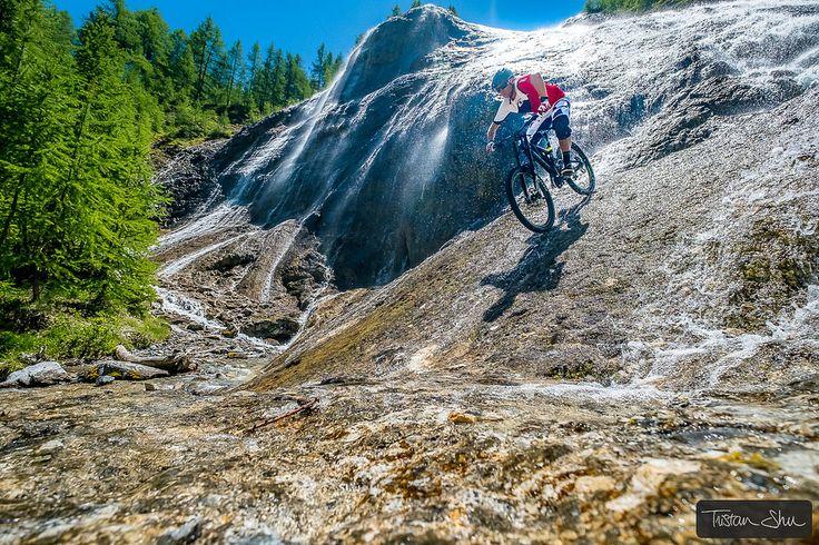 https://flic.kr/p/ULuiTL   Riding with Nick Gowan   #Bike #MTB #LastSummer #Tignes #Alps #Fujifilm #XT2 #XPhotographer #Summer #Mountain #Tignes #Sun #nature #tree