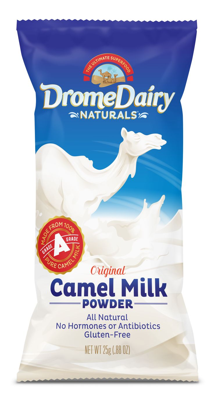 DromeDairy Naturals 25g pouches are the perfect size for adding to your morning coffee, smoothies, protein shakes, and more. Small enough to bring with you on the go for an extra punch of protein, calcium, vitamin B1, potassium, and healthy fat to keep you going all day!  #camelmilk #wholefood #healthfood #superfood #healthyfat #protein #coffee #proteinshake #smoothie #breakfast #onthego #dairyalternative #lactoseintolerance #hormonefree #glutenfree #gradeA #healthydairy
