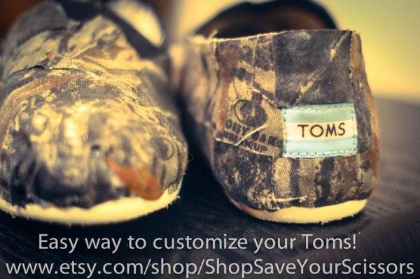 Mossy Oak Nail Art | Mossy Oak Camo Toms
