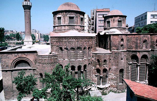 Molla Fenari Mosque, Istanbul Turkey