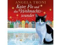 Kater Flo und das Weihnachtswunder (Hörbuch) / Angela Troni #Ciao