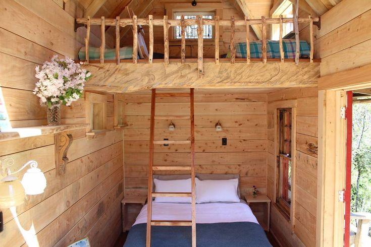 Fossicker's Hut in New Zealand
