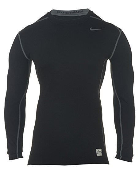 b13e0031 Nike Pro Combat Hyperwarm Dri-fit Fitted Men's size Large Long Sleeve Shirt  c12 #Nike #ShirtsTops