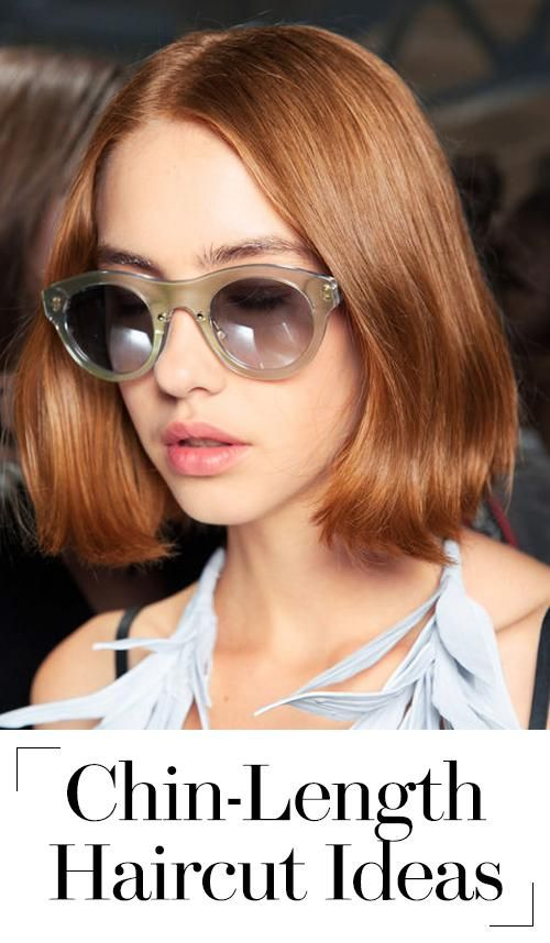 12 Chin-Length Haircuts to Try
