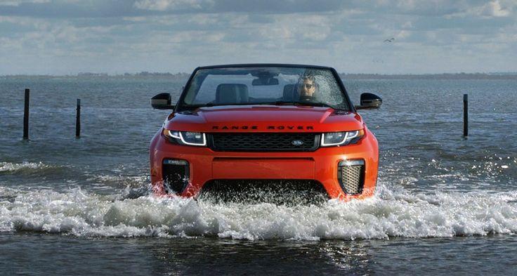 2017 Range Rover Evoque Review Price