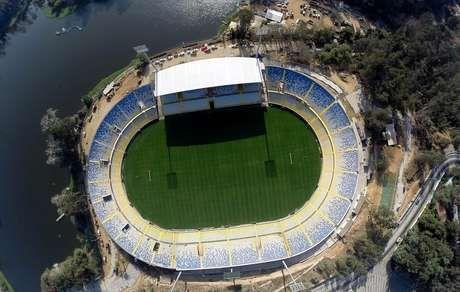 Estadio Sausalito, Viña del Mar.