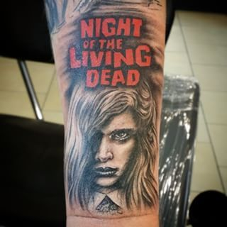 44 best night of the living dead tattoos images on