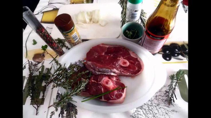 Tranche de gigot d'agneau, marinée, cuisson PLANCHA