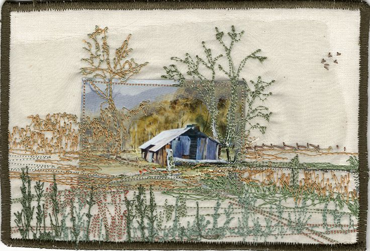 Many never returned to the quiet bush lifestyle, the smell of dust and eucalypts by Barbara McCabe