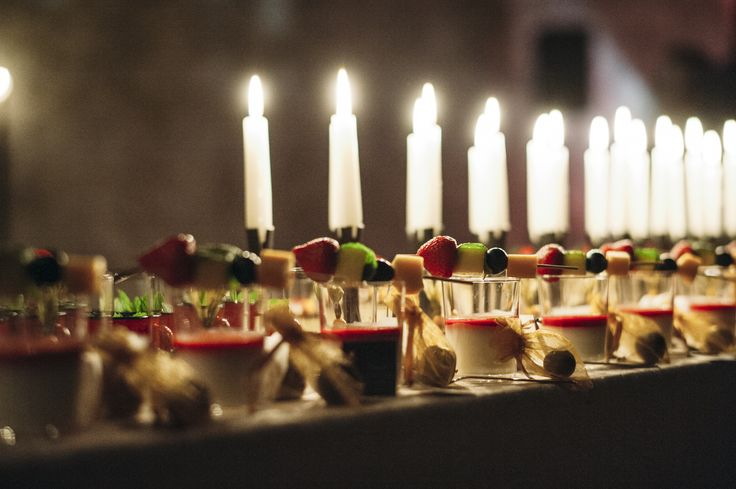 Dessert Buffet - Catering Hannah & Elia - Catering Italy