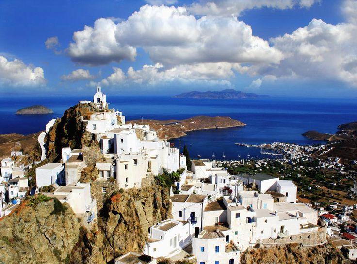 Σέριφος: το νησί του Περσέα!