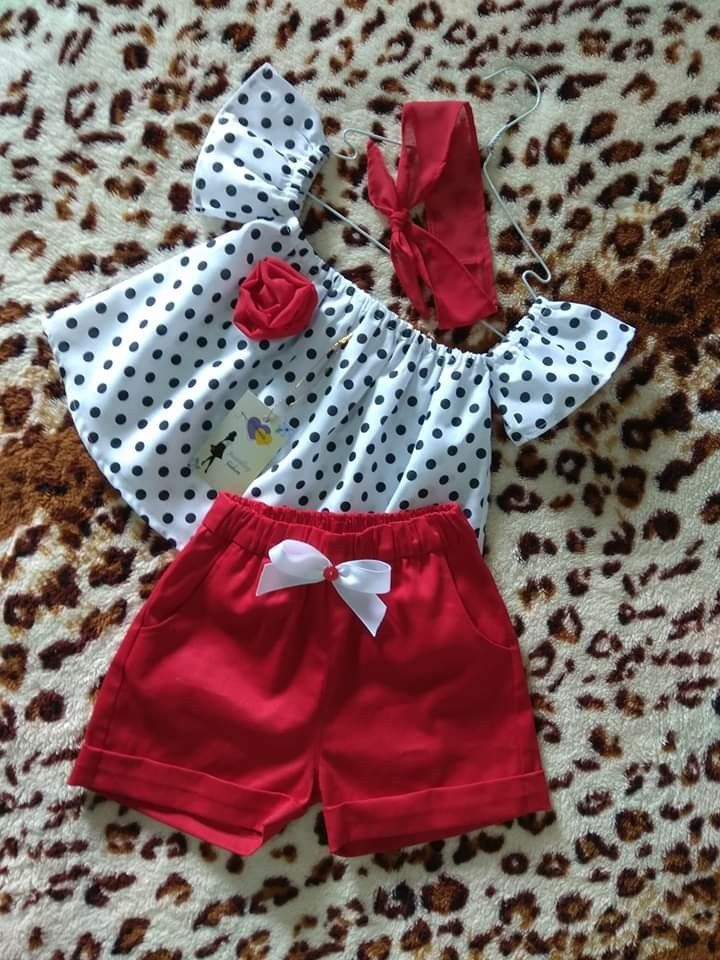 97764acae Pin de Glenda Sandoval em Vestidos   Kids outfits, Baby dress patterns e  Baby Dress