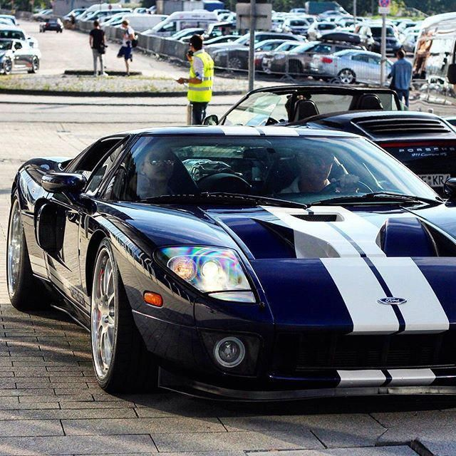 Ford Gt Ford Gt Best Muscle Cars Car Ford