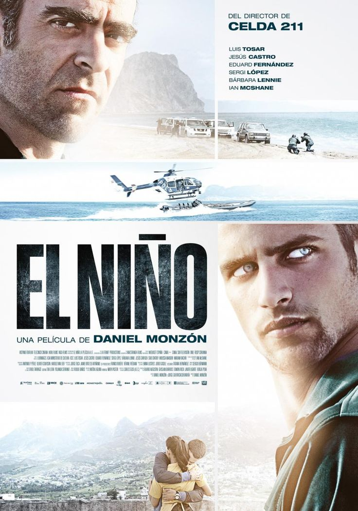 El niño es la esperanza blanca del cine español para ofrecer películas de acción con un trasfondo social actual de manera creíble.