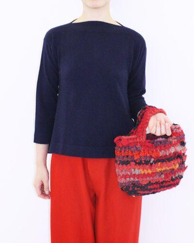Daniela Gregis Crochet Bag