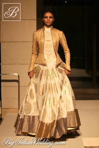 Rohit Bal bridal collection  LOVE LOVE LOVE IT!!