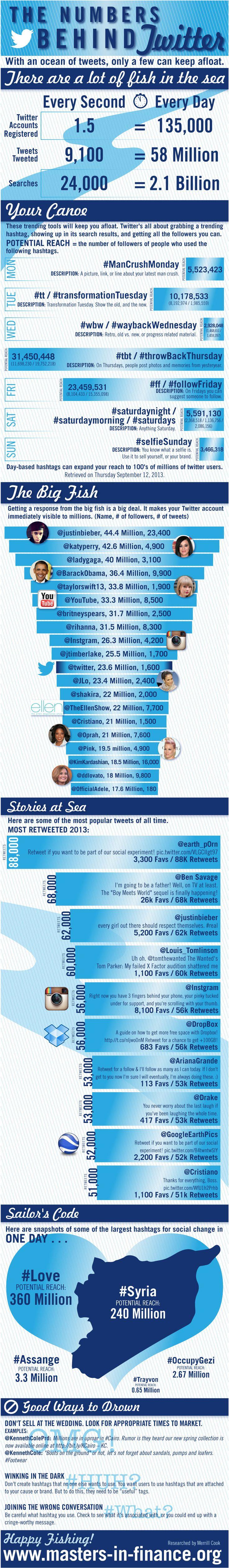 #Twitter #Stats 2013