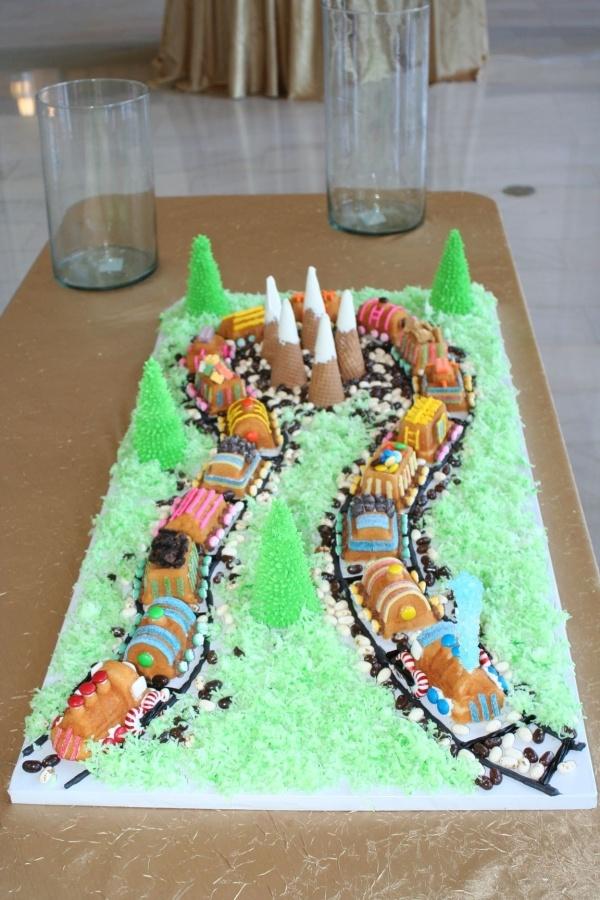 Polar Express Cake Pan