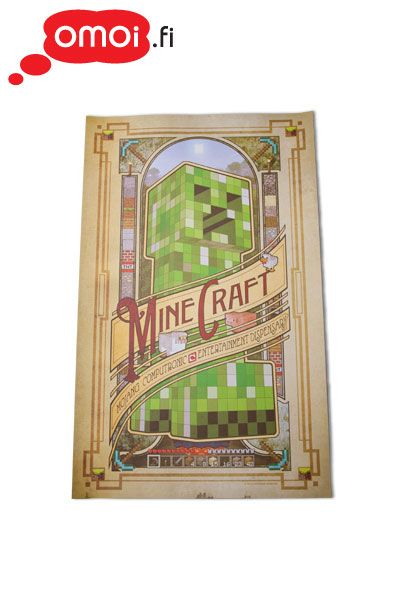 Minecraft Computronic Poster (38cm x 61cm) - 9,90EUR : Manga Shop for Europe, A great selection of anime products