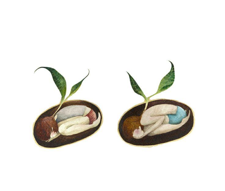 'Sprouts' by Anna Emilia