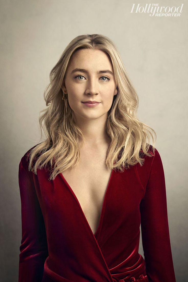 Saoirse Ronan, Photo by Rebecca Miller