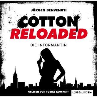 Cotton Reloaded, Folge 13: Die Informantin von Jürgen Benvenuti im Microsoft Store entdecken