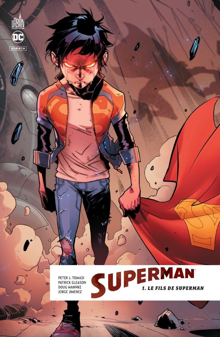 Concours Superman rebirth