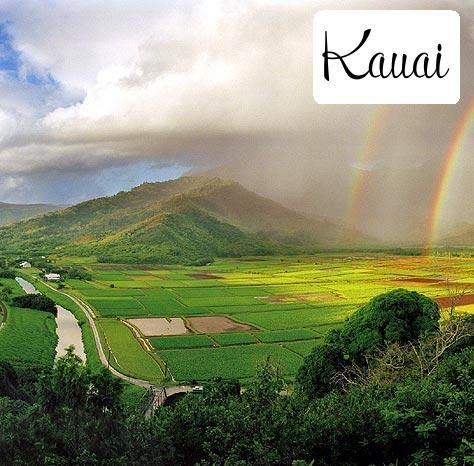 "#Kauai - the most beautiful place I've ever been. These ""city"" guides are so awesome"