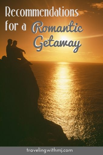 Yes, Valentine's Day is just around the corner, but keeping a list of ideas for romantic getaways close at hand for other special occasions – anniversaries, proposals, birthdays, or just to show a loved one a little special appreciation.