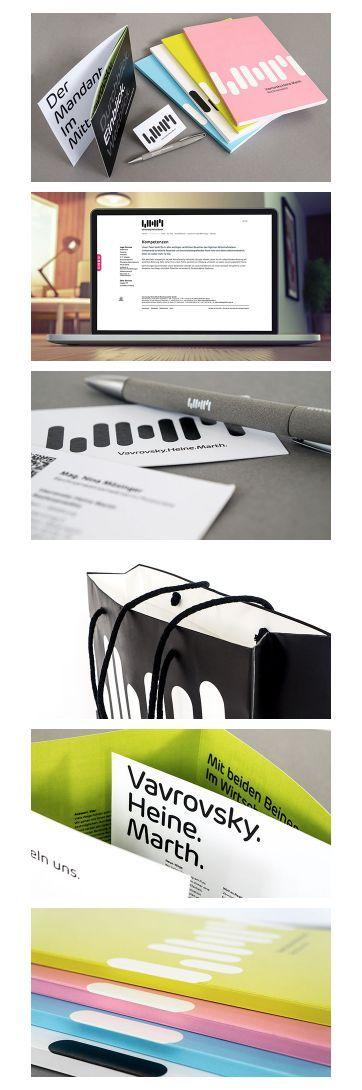 entwicklung des corporate designs und gestaltung von website, imagefolder und di…
