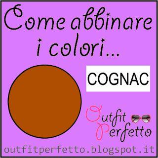Outfit Perfetto: Come abbinare i colori: il color COGNAC