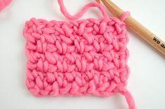 Comment faire le point de riz au crochet. C'est très facile de travailler ce point au crochet avec de la laine et une fois que vous aurez appris ...