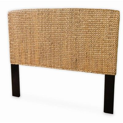 ElanaMar Designs Key West Seagrass Headboard & Reviews | Wayfair