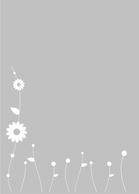 One of our new designs - BD-57. Frosted window film spring daisy. Art for your windows...