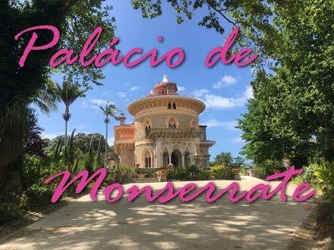 Palácio de Monserrate: mais um belo passeio em Sintra, Portugal!