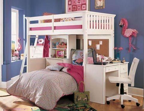 8 Year Old Girls Bedroom On Pinterest Leaning Shelves