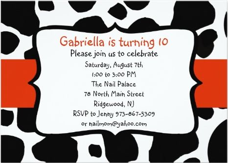 75 best Kids Party Invitations images – Packs of Party Invitations