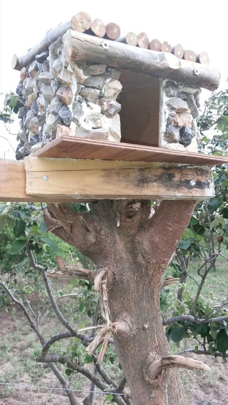 Kelik kuş evi
