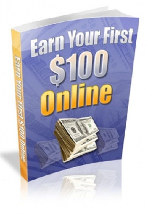 Earn Your First $100 Online Master Resell Rights Free International Shipping