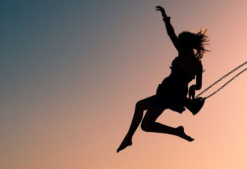 jump: Photos, Pink Summer, Life, Happy, Lights Photography, Leap Of Faith, Silhouettes Pictures, Feelings, Swings Sets