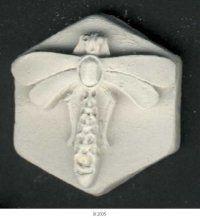 ACC Casts - Dragonfly Bead - Hexigon - $1.20AUD Each