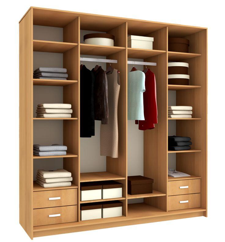 встроенный шкаф для одежды - Поиск в Google